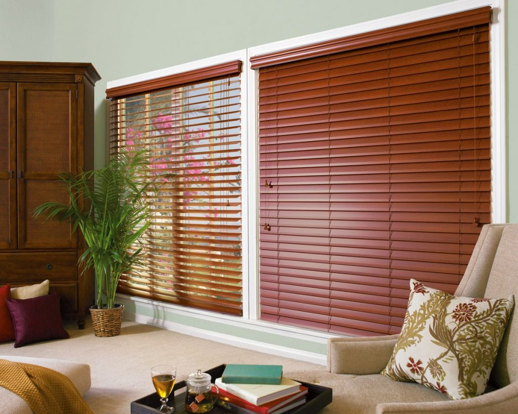 Cordlock blinds to match any color or style.