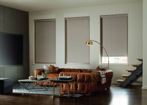 Hands free blinds to match any color and any style.