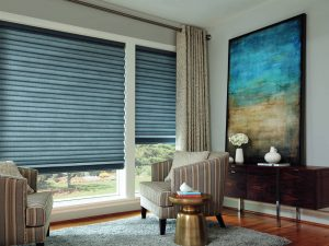 Solera window coverings by Hunter Douglas. Match any color and size.