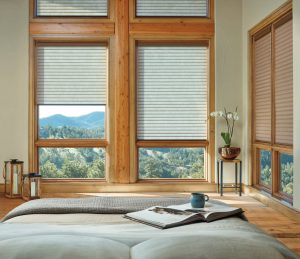 Sonnette blinds by Hunter Douglas. Make any room look amazing.